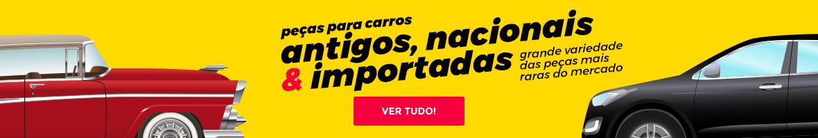 Banner Peças Carros Antigos