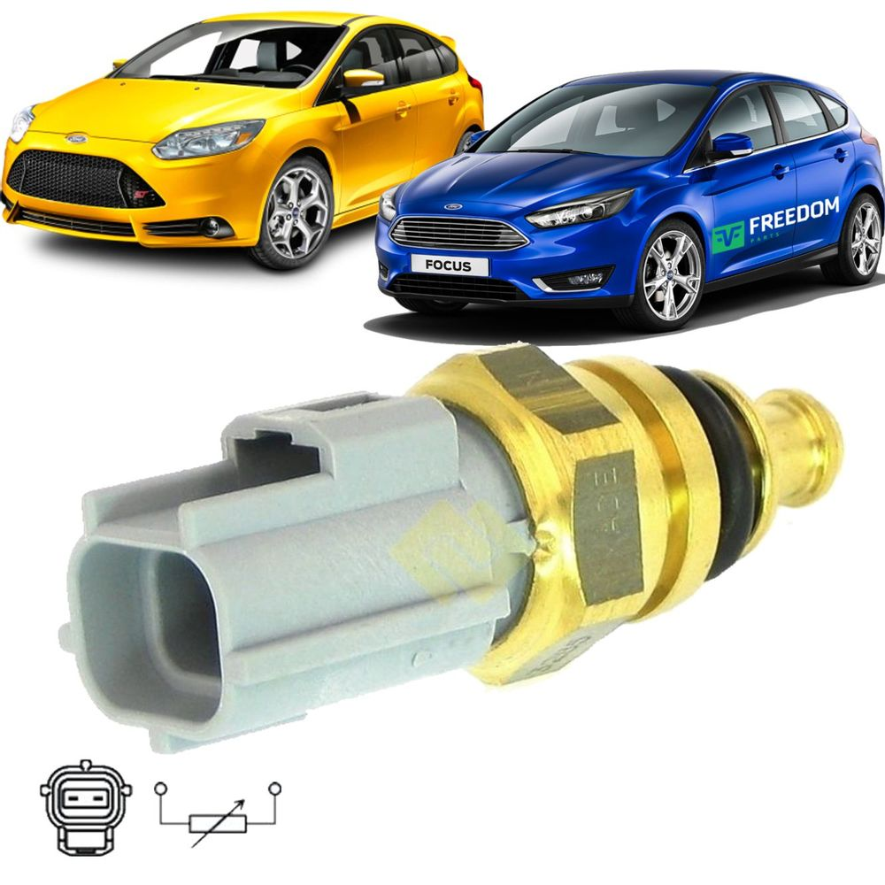 Sensor De Temperatura Ford Focus Ecosport 2 0 Duratec